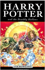 Harry Potter and the Deathly Hallows : Book 7 (Paperback, 영국판)