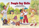 [중고] People Say Hello (Paperback)
