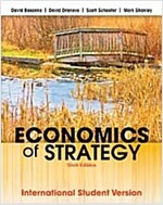 Economics Of Strategy (6th International Ed, Paperback)