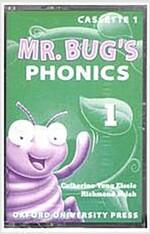MR Bug's Phonics 1: Cassette (Audio Cassette)