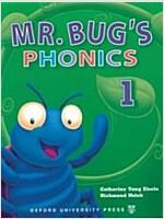 Mr Bug's Phonics: 1: Student Book (Paperback)