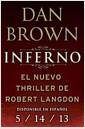[중고] Inferno (Hardcover)