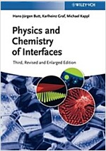 Physics and Chemistry of Interfaces (Paperback, 3rd Edition)