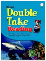 Double Take Reading Level B-1 (Paperback + Audio CD 1장)