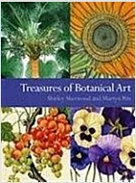 Treasures of Botanical Art : Icons from the Shirley Sherwood and Kew Collections (Paperback)