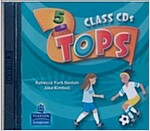 TOPS 5 : Audio CD