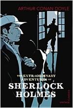 The Extraordinary Adventures of Sherlock Holmes (Paperback)