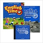 English Time Level 1 Pack (StudentBook 1권+Workbook 1권+CD 2장)(2nd Edition)