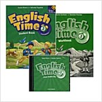 English Time Level 3 Pack (StudentBook 1권+Workbook 1권+CD 2장)(2nd Edition)