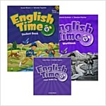 English Time Level 4 Pack (StudentBook 1권+Workbook 1권+CD 2장)(2nd Edition)
