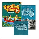 English Time Level 6 Pack (StudentBook 1권+Workbook 1권+CD 2장)(2nd Edition)