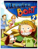 Reading Boat 2 : Student Book (Paperback + CD 1장)