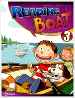 Reading Boat 3 : Student Book (Paperback + CD 1장)