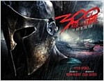 300 : Rise of an Empire: The Art of the Film (Hardcover)