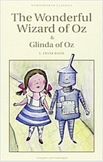 The Wonderful Wizard of Oz & Glinda of Oz (Paperback)