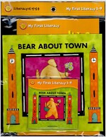 Bear About Town (Paperback + Workbook + CD 1장)