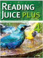 Reading Juice Plus 4 (Book with Audio CD)