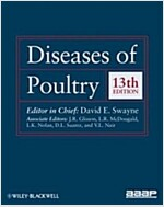Diseases of Poultry (Hardcover, 13, Revised)