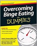 Overcoming Binge Eating for Dummies (Paperback)