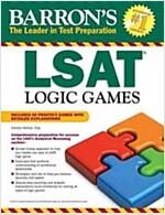 Barron's LSAT Logic Games (Paperback)