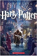 Harry Potter and the Sorcerer's Stone (Book 1) (Paperback)