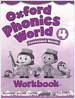 Oxford Phonics World: Level 4: Workbook (Paperback)