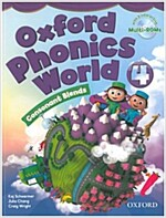 Oxford Phonics World: Level 4: Student Book with MultiROM (Package)