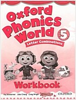 Oxford Phonics World: Level 5: Workbook (Paperback)