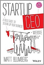 Startup CEO, + Website: A Field Guide to Scaling Up Your Business (Hardcover)