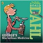 George's Marvellous Medicine (CD-Audio, Unabridged ed)