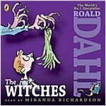 The Witches (CD-Audio, Unabridged ed)