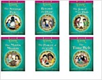 Oxford Reading Tree : Stage 10+ ~11+ TreeTops Time Chronicles (Storybook Paperback 6권 + Audio CD 2장, 미국발음)