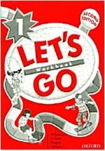 [중고] Let's Go 1 (Paperback, 2nd, Workbook)