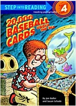 Library Book: 20,000 Baseball Cards Under the Sea (Paperback)