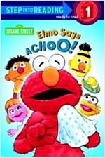 Elmo Says Achoo! (Sesame Street) (Paperback)