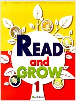 Read and Grow 1 (Audio CD, Workbook 포함)
