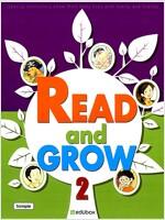 Read and Grow 2 (Audio CD, Workbook 포함)