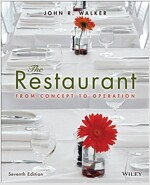 The Restaurant: From Concept to Operation (Hardcover, 7)