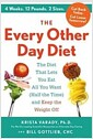 [중고] The Every Other Day Diet (Hardcover, 1st)