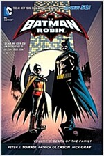 Batman and Robin Vol. 3: Death of the Family (the New 52) (Hardcover)