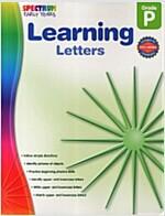 Learning Letters, Preschool (Paperback)