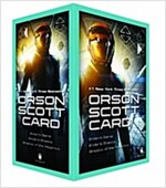 Ender's Game Boxed Set I: Ender's Game, Ender's Shadow, Shadow of the Hegemon (Boxed Set, Media Tie-In)