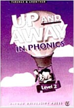 Up and Away in Phonics 2 (Tape 1개, 교재 별매)