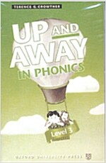 Up and Away in Phonics 3 (Tape 1개, 교재 별매)