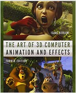 The Art of 3D Computer Animation and Effects (Paperback, 4th Edition)