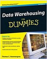 Data Warehousing For Dummies (Paperback, 2 Rev ed)