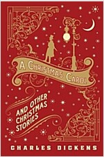 Christmas Carol and Other Christmas Stories (Hardcover)