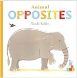 Animal Opposites (Board Book)