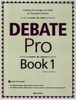 [중고] Debate Pro Book 1