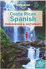Lonely Planet Costa Rican Spanish Phrasebook & Dictionary (Paperback, 4)